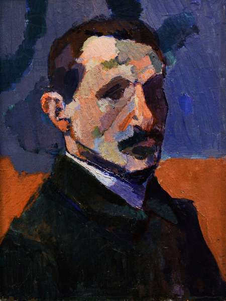 Portrait of Albert Marquet (1875-1947) c.1905