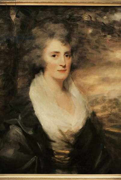 Portrait of Mrs Eleanor Bethune, 1790-99