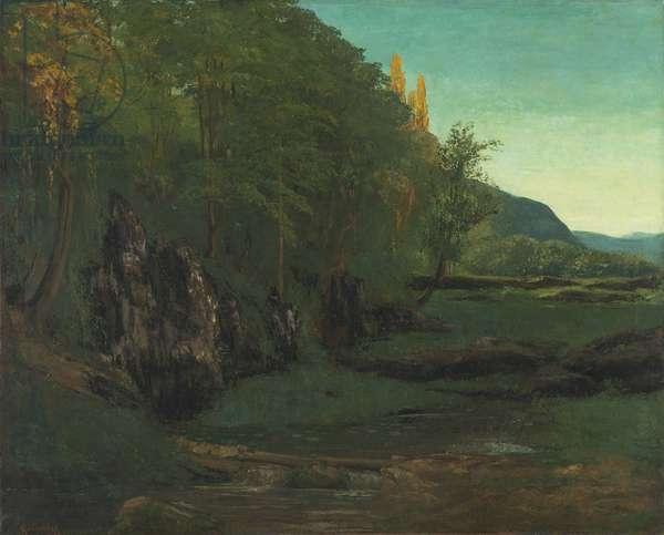 Landscape from Jura, 1868