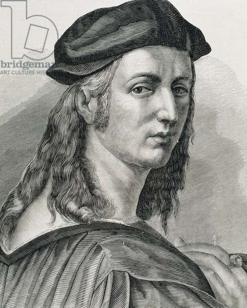 Raphael (1483-1520). Italian painter and architect.