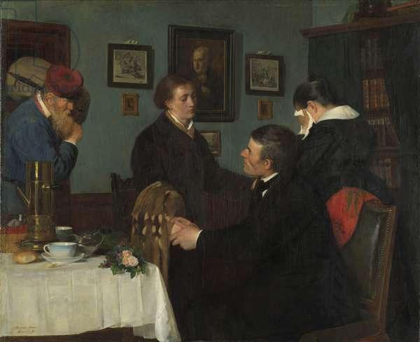 The Farewell, 1878