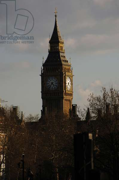 United Kingdom, London The Big Ben (photo)