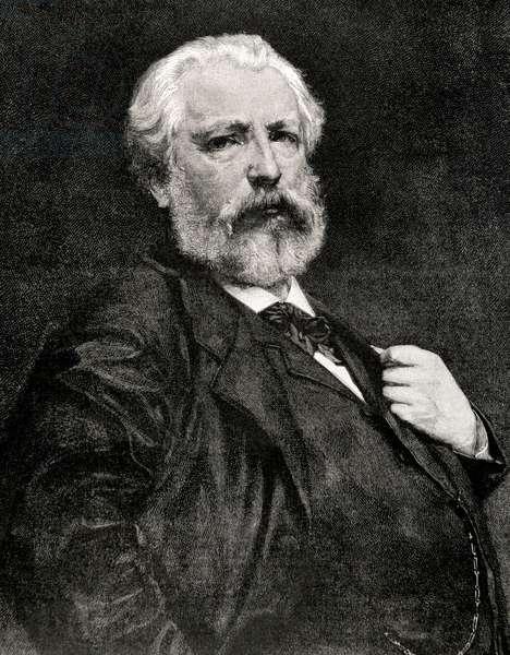 William-Adolphe Bouguereau (1825-1905). Engraving.