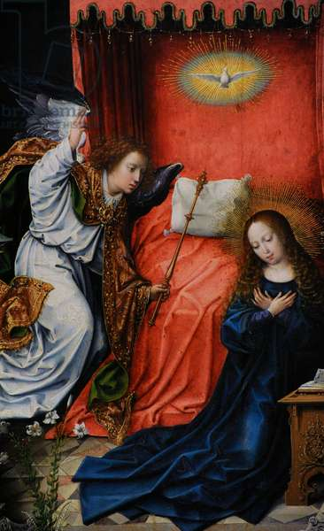 The Annunciation, c.1518