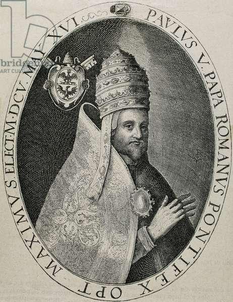 Paul V (1552-1621).