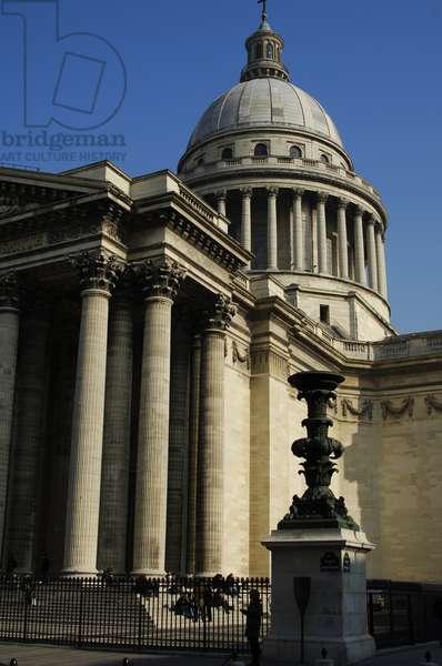 France, Paris, The Pantheon.