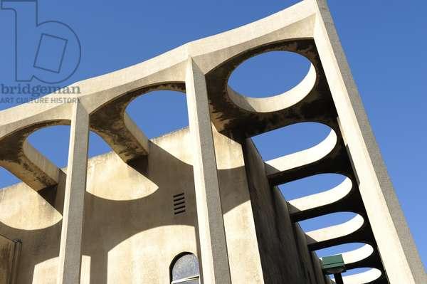 Tel Aviv, Great Synagogue by Yehuda Magidovitch (photo)