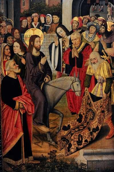 The Entry into Jerusalem, 15th century