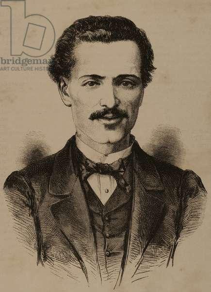 Gonzalo Castanon (1834-1870).