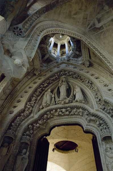 Basilica and Expiatory Church of the Holy Family, Spain