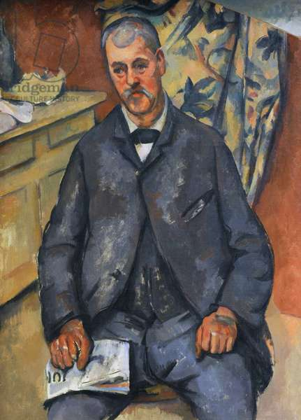 Seated Man, 1898-1900