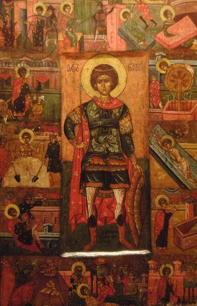 Saint George. 16th century.