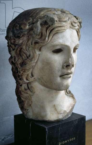 Dionysus. Bust.