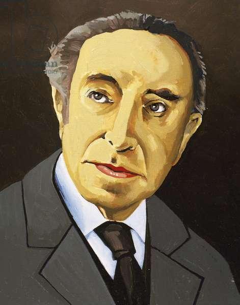 Jose Maria Batista Roca (1895-1978). Ethnologist, historian and politician.