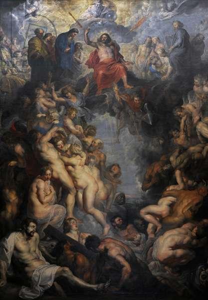 Peter Paul Rubens (1577-1640). The Last Judgement,1615.