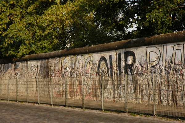 Berlin Wall. Germany.