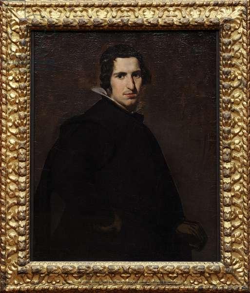 Young Spanish Gentleman, ca. 1629, by Diego de Silva Rodriguez Velazquez (1599-1660).