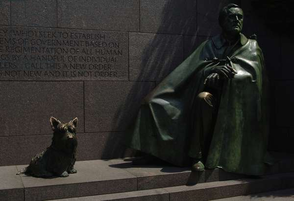 Franklin D. Roosevelt Memorial. United States.