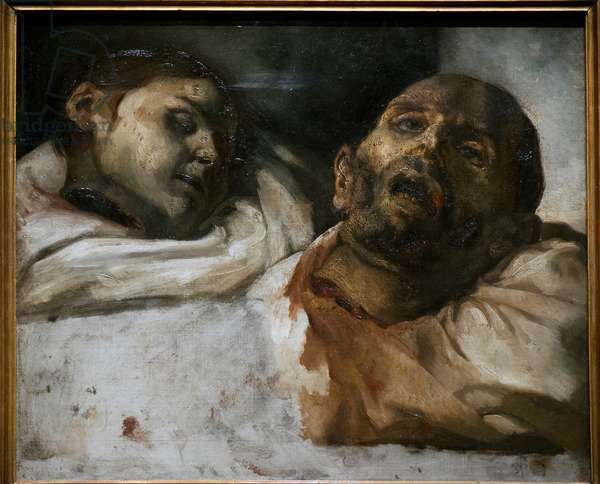 The Severed Heads, c.1819
