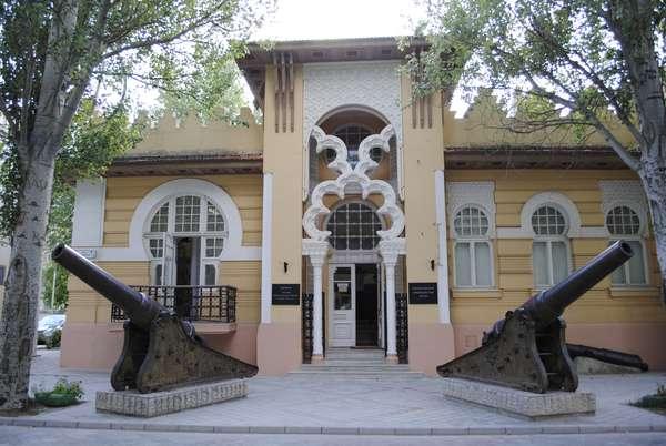 Local History Museum, Yevpatoria, Autonomous Republic of Crimea, Ukraine (photo)