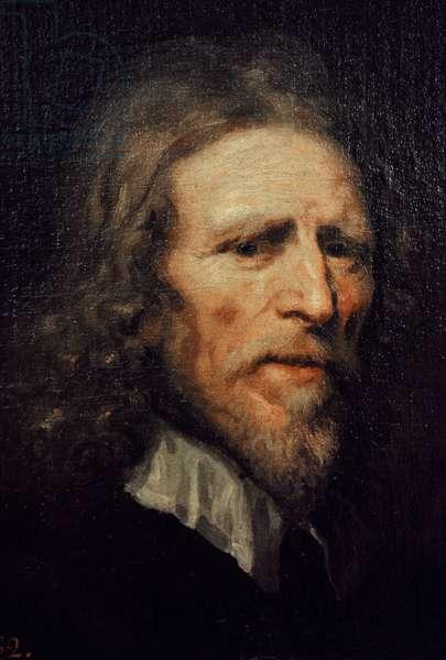 Portrait of Abraham van der Doort, late 1630s