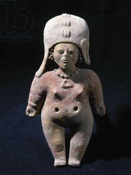 Bahia Culture (Mahia, Ecuador). Female figure.