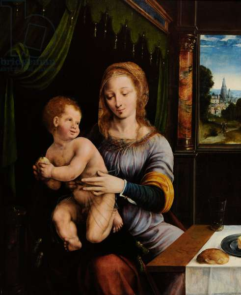 Virgin with Child, 1530