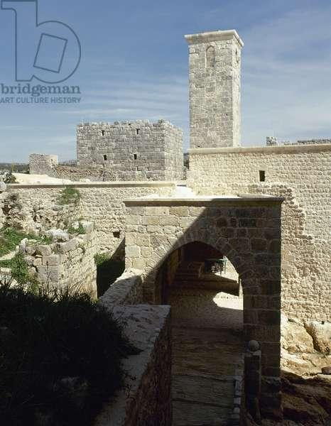 Syria. Saladin Castle.
