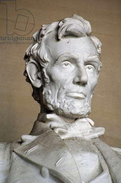 Abraham Lincoln (1809-1865). American politician.