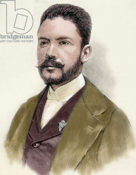 DARIO, Ruben (1867-1916). Nicaraguan poet.