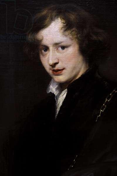 Self Portrait, 1621.