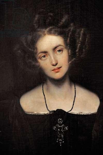 Portrait of Henriette Sontag as Donna Anna, 1831 (oil on canvas)