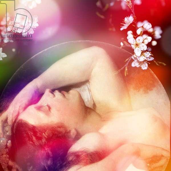 Engulfed, 2009 (digital collage)