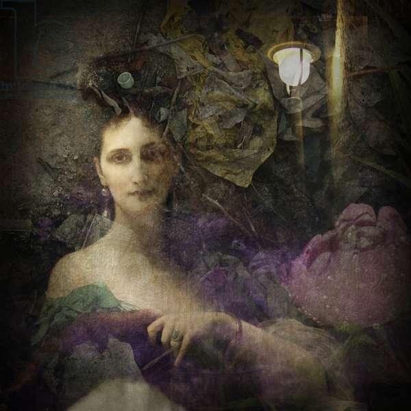 Distressed, 2010, (digital collage)