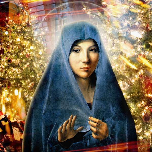 Christmas Eve Revelation, 2007 (digital collage)