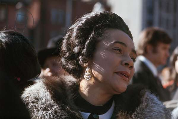 Coretta King (photo)