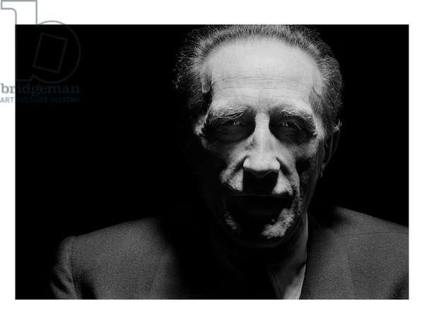 Marcel Duchamp, 1951 (b/w photo)