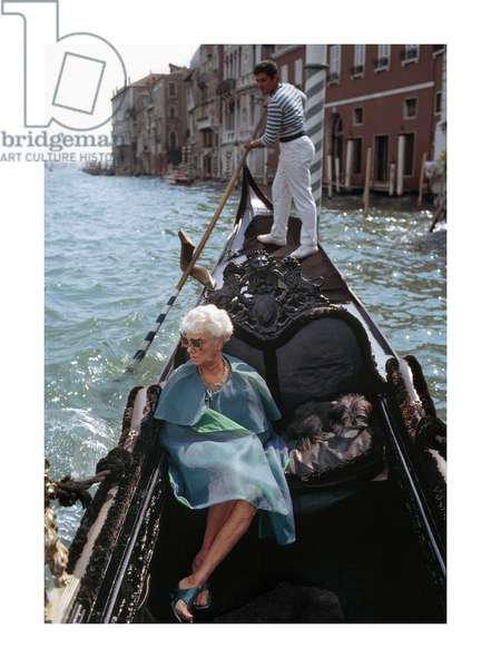 Peggy Guggenheim (photo)