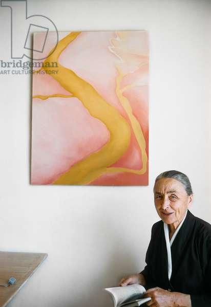 O'Keeffe (photo)