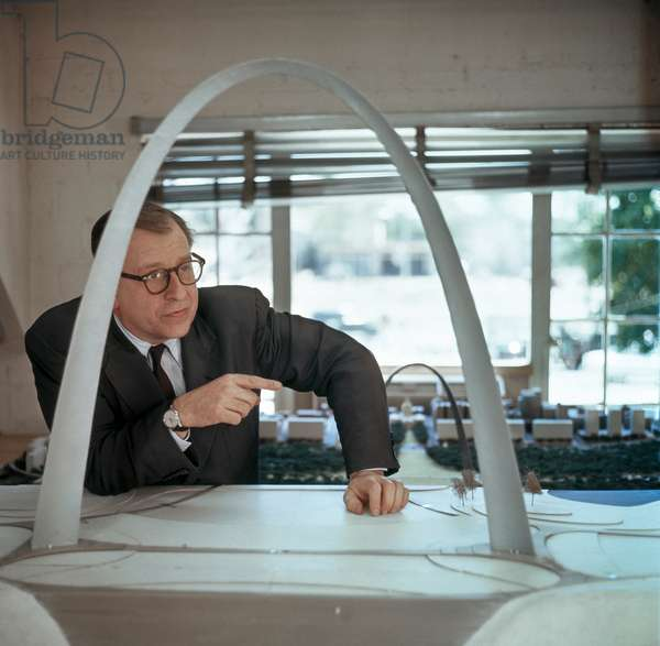 Eero Saarinen (photo)
