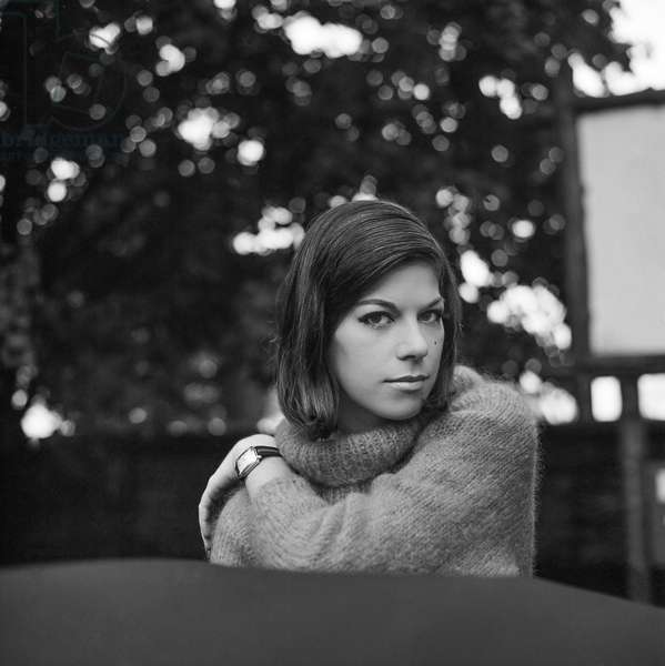 Ewa Rudling, c.1950s (b/w photo)