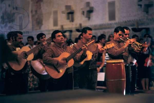 Church Band (photo)