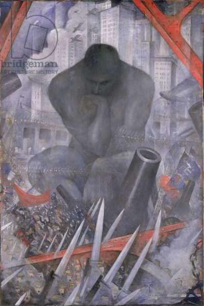 Twentieth Century, c.1932-35 (oil on canvas)