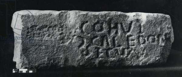 Centurial stone (stone)