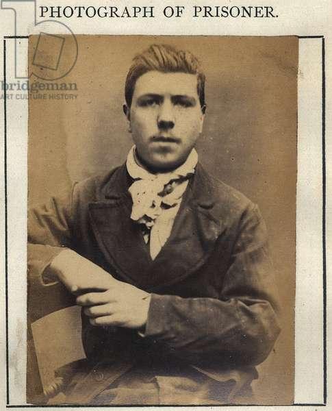 George Robb, c.1870 (sepia photo)