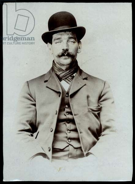 John Curry, arrested for stealing brass, North Shields, UK, 1905 (b/w photo)