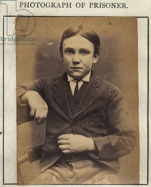 Michael Clement Fisher, c.1870 (sepia photo)
