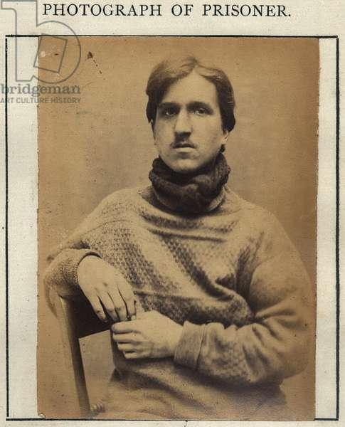 Thomas Haigh, c.1870 (sepia photo)