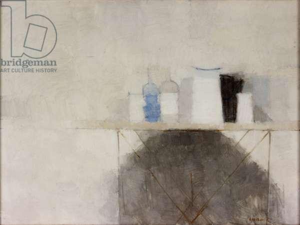 Naxos 1962 (oil on canvas)