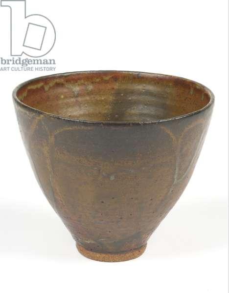 Bowl, 1968-70 (earthenware)